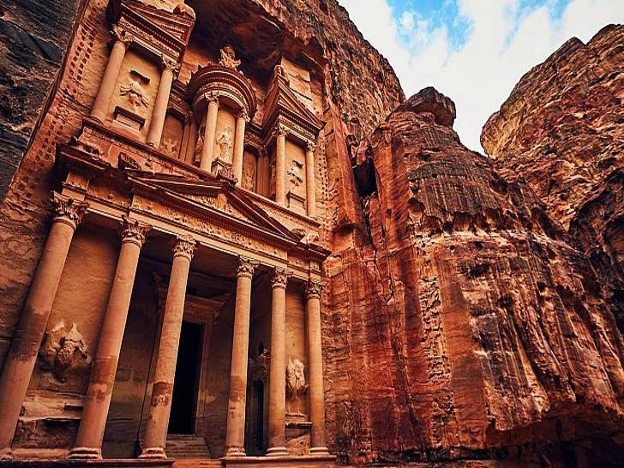 WONDERS TRAVEL - PETRA