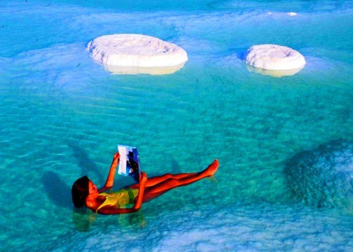 Иордания Море - Мертвое море