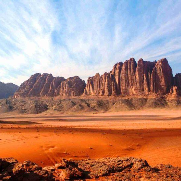 бюджетное путешествие в Вади Рам